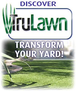 Discover TruLawn - The Cooler Synthetic Turf - and let Putter's Edge of Arizona Transform Your Yard!